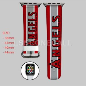 Los Angeles Angels MLB Apple Watch Band