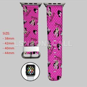 Minnie Mouse Polkadots Apple Watch Band