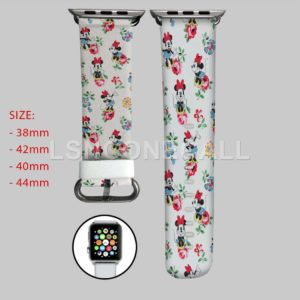 Minnie Mouse Vintage Apple Watch Band