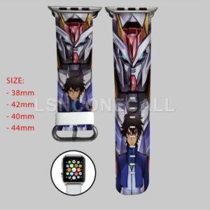Mobile Suit Gundam 00 Setsuna F Seiei Apple Watch Band
