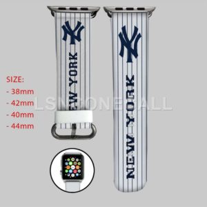 New York Yankees MLB Apple Watch Band