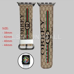 Obey Gucci Original Apple Watch Band