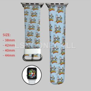 Rick and Morty Apple Watch Band