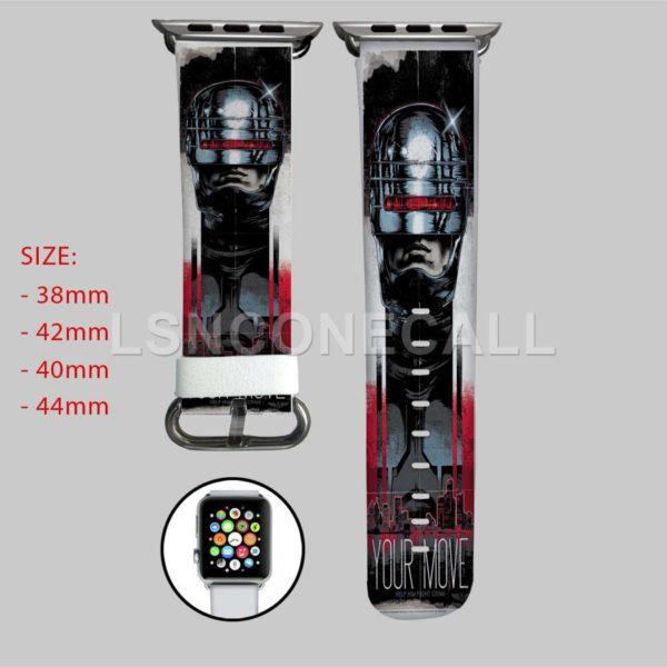 Robocop Apple Watch Band