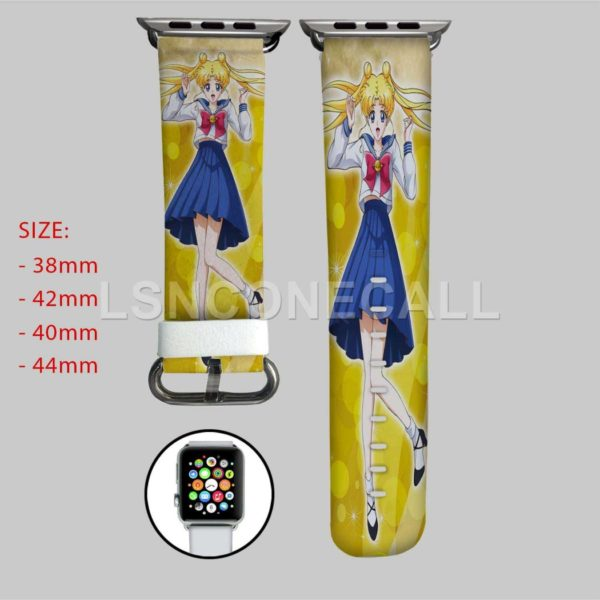 Sailor Moon Apple Watch Band