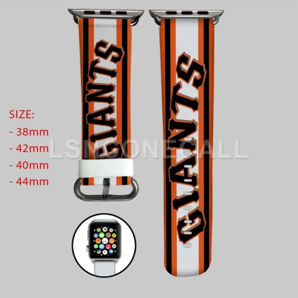 San Francisco Giants MLB Apple Watch Band
