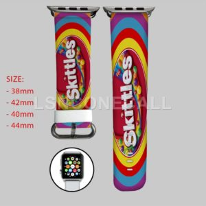 Skittles Apple Watch Band