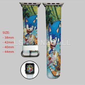 Sonic Boom Apple Watch Band