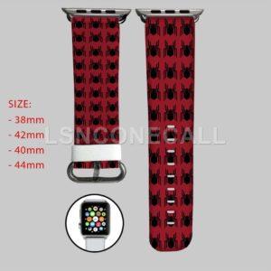Spiderman New Logo Civil War Apple Watch Band
