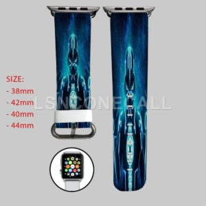 Star Wars Darth Vader Tron Legacy Apple Watch Band