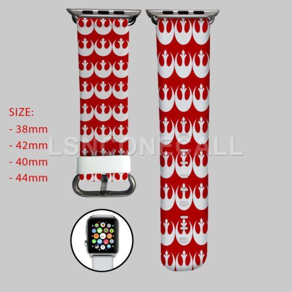 Star Wars Rebel Alliance Apple Watch Band
