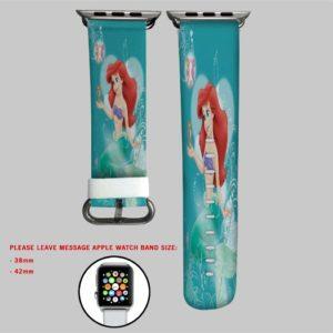 Ariel The Little Mermaid Apple Watch Band