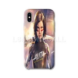 Alita Battle Angel iPhone Case