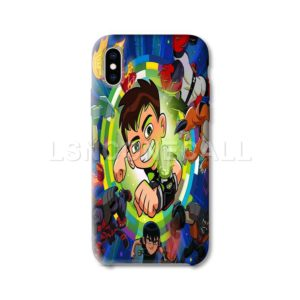 Ben 10 Cartoon iPhone Case