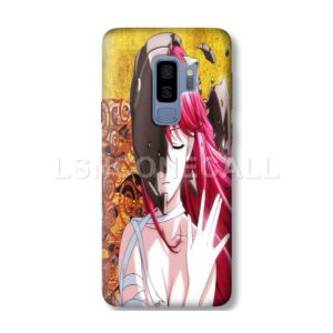 Elfen Lied Samsung Galaxy Case