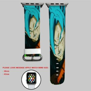 Goku Apple Watch Band