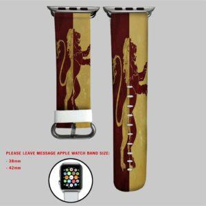 Gryffindor Apple Watch Band