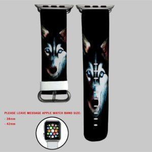 Husky Apple Watch Band