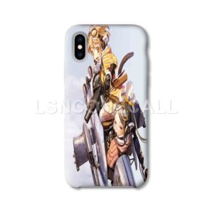 Last Exile iPhone Case
