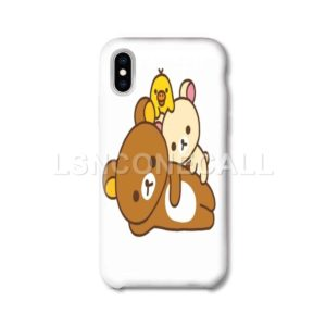 Rilakkuma and Kaoru iPhone Case