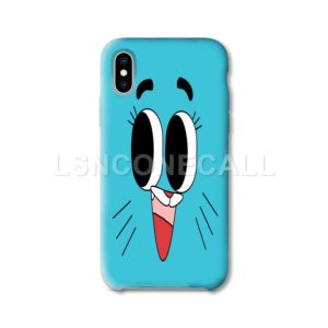 The Amazing World of Gumball iPhone Case