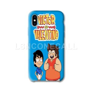 Victor and Valentino iPhone Case