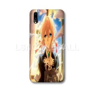 Violet Evergarden Vivo Case