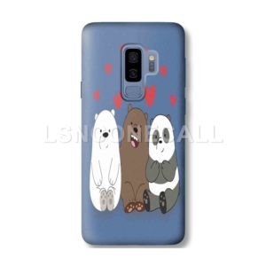We Bare Bears Samsung Galaxy Case