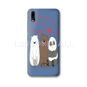 We Bare Bears Vivo Case