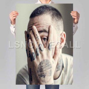 mac miller Poster Print Art Wall Decor