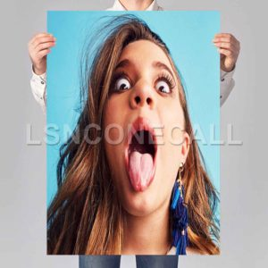 mackenzie ziegler Poster Print Art Wall Decor