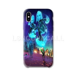 3Below Tales Of Arcadia iPhone Case