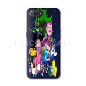 Adventure Time Oppo Case