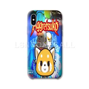 Aggretsuko season 2 iPhone Case
