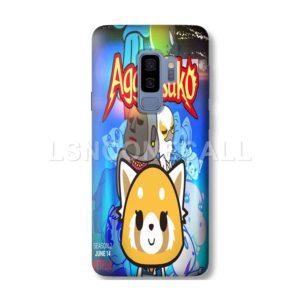 Aggretsuko season 2 Samsung Galaxy Case