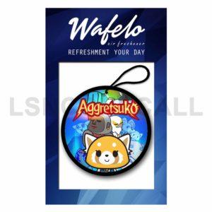 Custom Aggretsuko season 2 Air Freshener