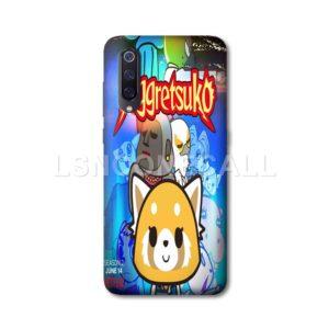 Custom Aggretsuko season 2 Xiaomi Case