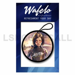 Custom Alita Battle Angel Air Freshener