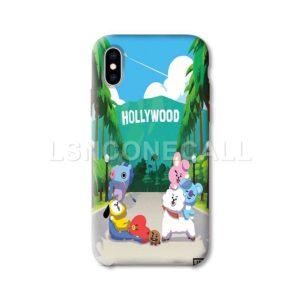 BT21 Hollywood iPhone Case