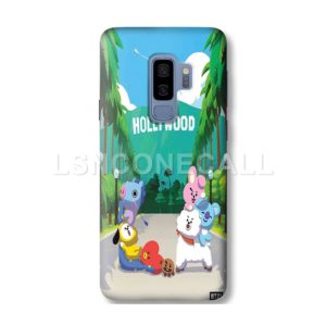 BT21 Hollywood Samsung Galaxy Case