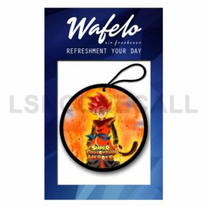 Custom Beat Dragon Ball Heroes Air Freshener