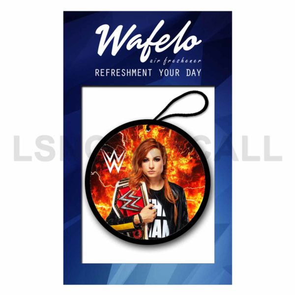 Custom Becky Lynch WWE Air Freshener