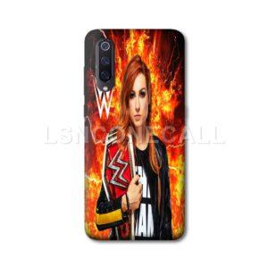Custom Becky Lynch WWE Xiaomi Case