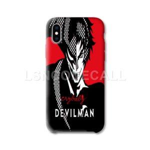 Devilman Crybaby iPhone Case