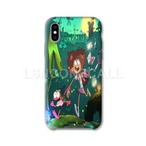 Disney Amphibia iPhone Case