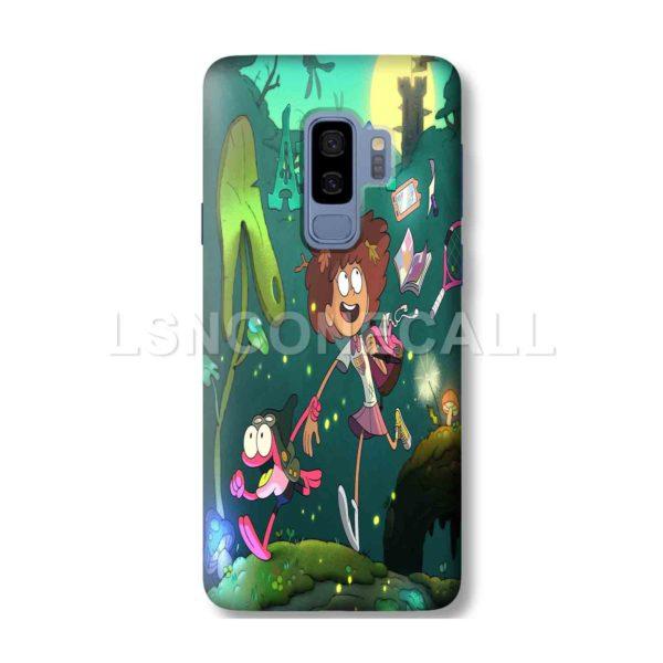 Disney Amphibia Samsung Galaxy Case