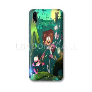Disney Amphibia Vivo Case