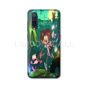 Custom Disney Amphibia Xiaomi Case
