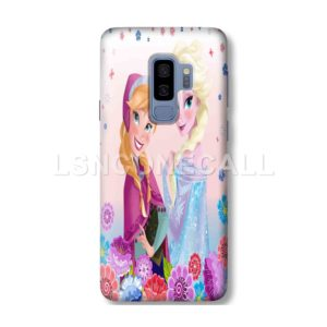 Disney Anna and Elsa Samsung Galaxy Case