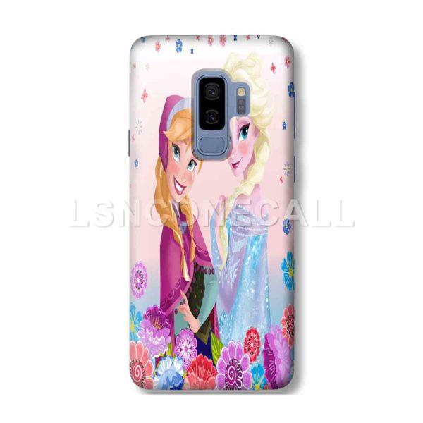 Disney Anna and Elsa Samsung Galaxy Case